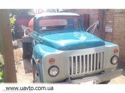 Ассенизатор ГАЗ 53 5312