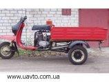 Продам моторолер Муравей ТМЗ-5403-01к, 89 г.в., красный, в отличном ухоженом состоянии, был сделан для себя.