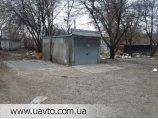 Бетонный гараж без места
