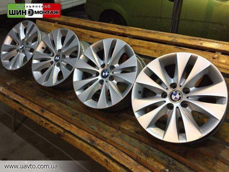 Диски R17 BBS 5*120 R17 BMW E60 BBS