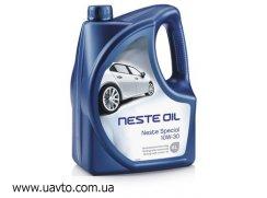Масло моторное SAE 10W-30 Neste Oil NESTE Special 10W-30