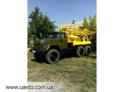 Буровая установка Буровая установка УГБ -1 ВС на базе Зила 131