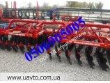 Борона Новая Pallada 2400 для создания идеальной предпосевной почвы