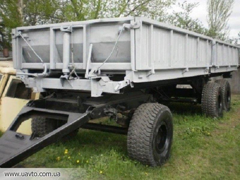 прицеп Прицеп 3 ПТС 12 тракторный