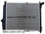 радиатор основной AV