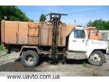 Мусоровоз ГАЗ ГАЗ-3309, сміттєвоз-С