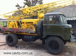 Буровая установка Буровая установка УГБ -50 на базе  Газ 66