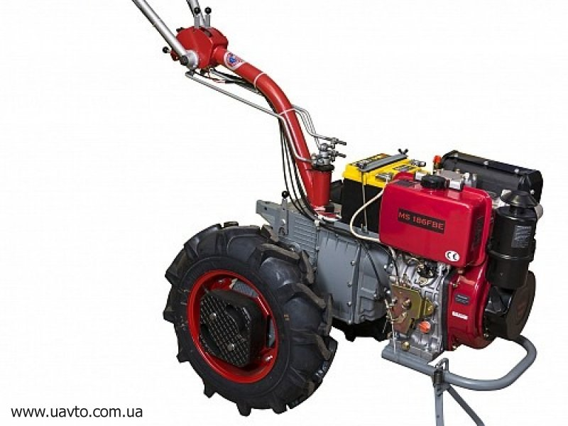 Мотоблок Мотор Сич Мотор Сич МБ-9Е Бензин
