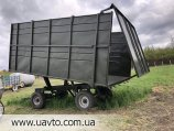 Прицеп 2ПТС 4 тракторный