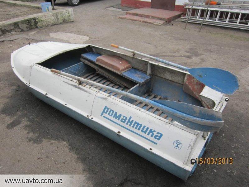 лодка романтика фото характеристики