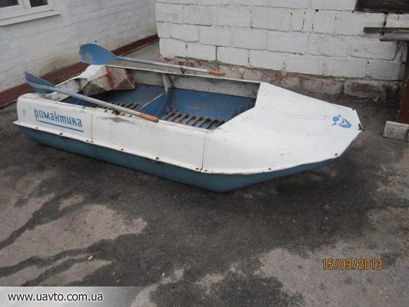 купить лодку романтика в красноярске