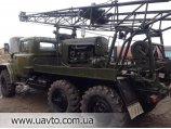 Буровая установка Буровая установка УГБ -50 на базе Зила 131