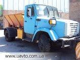 Снегоуборщик ЗИЛ-4362 ЗИЛ-4362, спеціальний вантажний-С