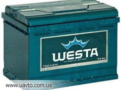 6СТ-92 Westa Premium