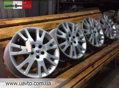 Диски R17  5*108 R17 Renault