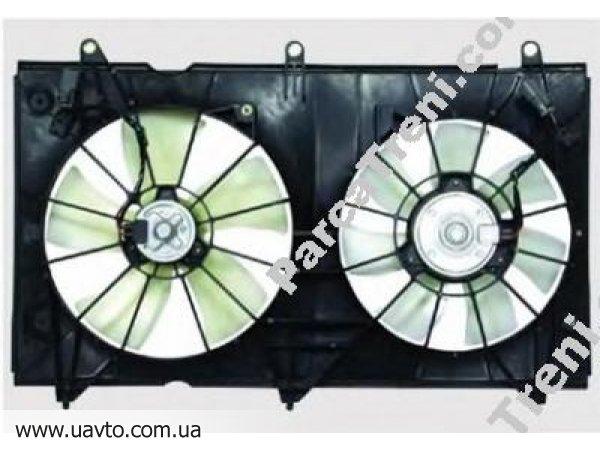 Дифузоры с вентиляторами Для Хонда Аккорд 03-07