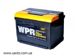 6СТ-60Ач Аккумулятор WPR 600А