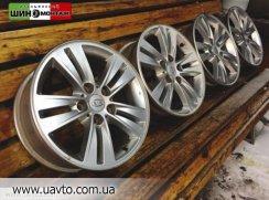 Диски R16 5*114,3 R16 Kia Sportage ET31,5