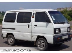 Suzuki Super Carry Bus
