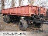 Прицеп 3ПТС 12 тракторный