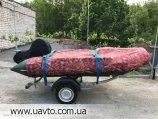 Лодка Kolibri (Колибри)  КМ-360