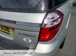 Фонарь Япония Subaru Outback 07-09