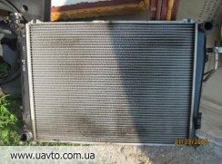 Радиатор основной и кондиционер Соната 2,4 2006