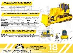 Бульдозер ЧТЗ Б-170