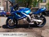 Мотоцикл HONDA CBR600 CBR600