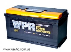 6СТ-100Ач Аккумулятор WPR 850А