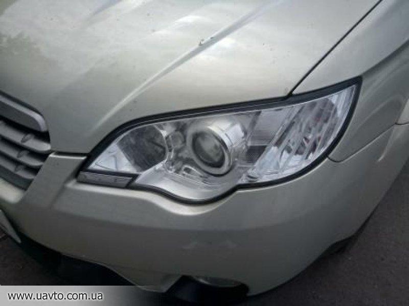 Фара передняя Япония Subaru Outback 03-09