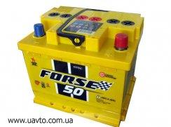 6СТ-50Ач Аккумулятор Forse 480А