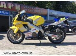 Мотоцикл Honda CBR 600F4i