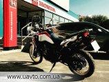 Мотоцикл Honda Africa twin CRF 1000A