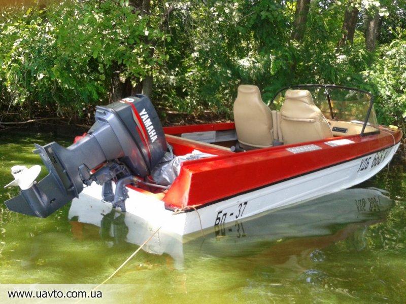 ямаха 40 веос лодка крым