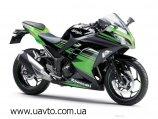 Мотоцикл KAWASAKI  Ninja 300ABS KRT