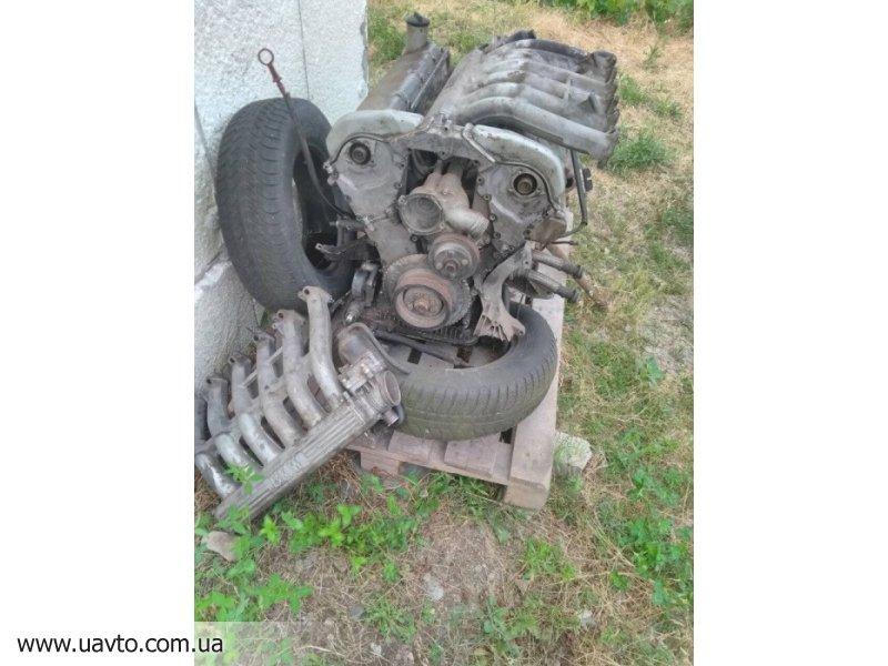 двигатель без навесног  M73B54