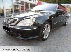 Mercedes-Benz S 600