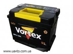 6СТ-55Ач Аккумулятор Vortex 450А