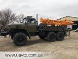 ЛБУ 50 на базе Урала 4320