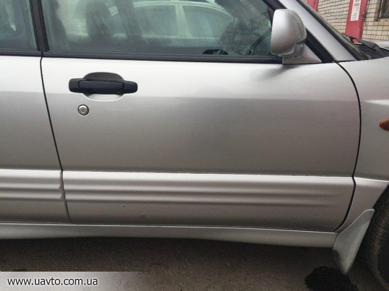 Дверь Япония Subaru Forester 97-02