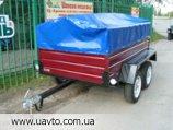 Прицеп Agados Лев-210