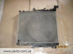 Радиатор Радиатор основной Радиатор основной L200