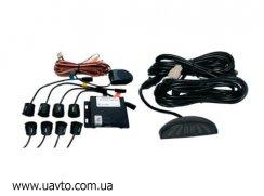 Парктроник на 8 датчиков SPAL EASY 1000 PS 8 Display 21mm