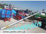 Трактор Покупайте шнековый зернометатель Kul-met. 8 м, 18 -20 т/ч. Фото