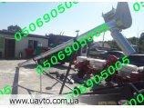Погрузчик Новый передвижной шнековый зернометатель Kul-met (18 до 20 т/ч)