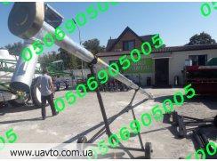 Погрузчик Польский шнековый зернометатель Kul-met (длинна от 6 до 8 м.)