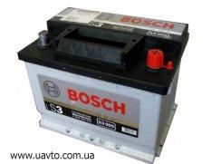 6СТ-56Ач Аккумулятор Bosch S-3 480А