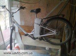 Велосипед WAYSCRAL