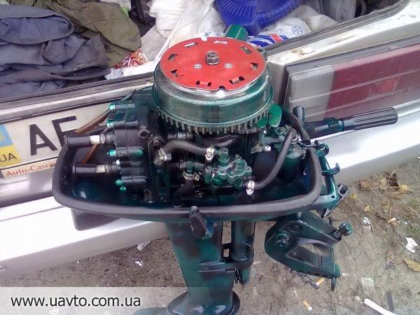 сервис лодочных моторов ветерок